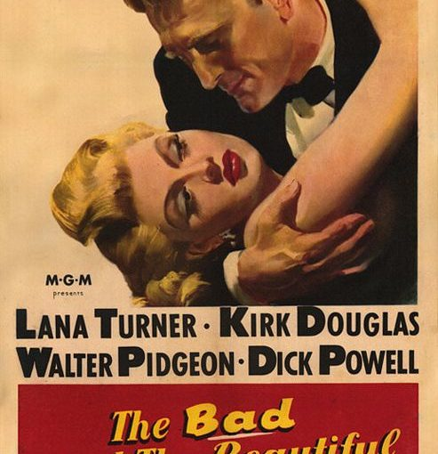 Three sentence movie reviews: The Bad and the Beautiful