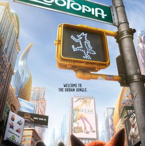 Three sentence movie reviews: Zootopia