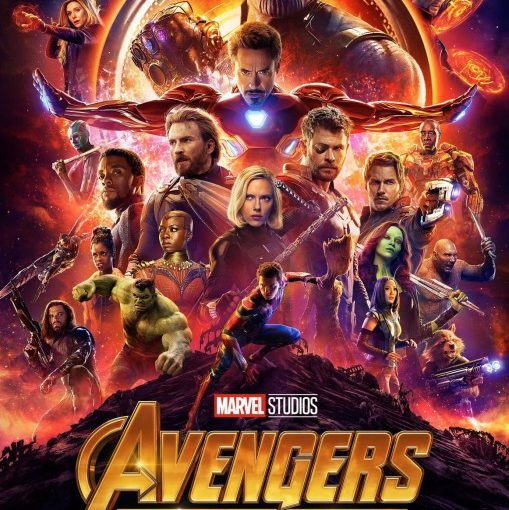 Three sentence movie reviews: Avengers Infinity War
