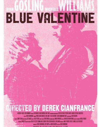 Three sentence movie reviews: Blue Valentine