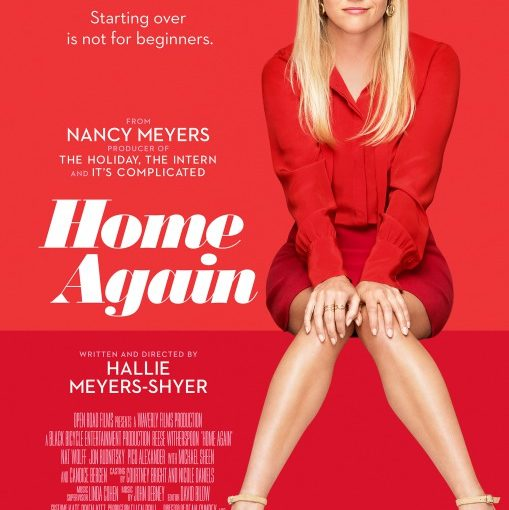 Three sentence movie reviews: Home Again