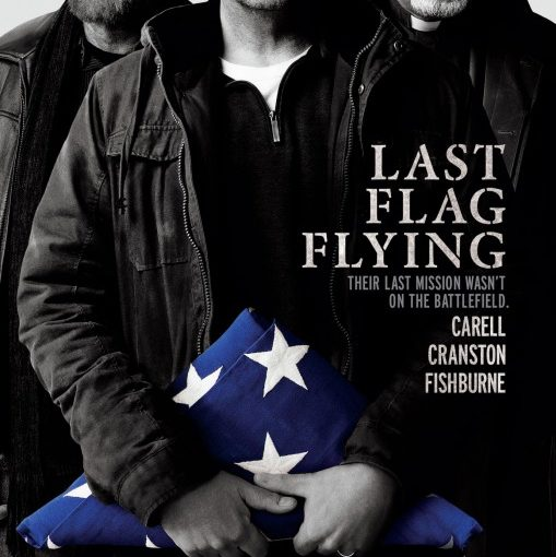 Three sentence movie reviews: Last Flag Flying