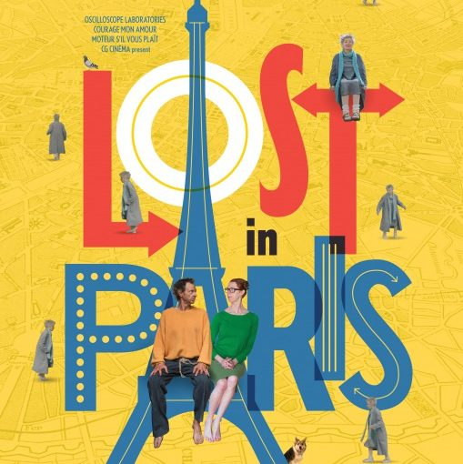 Three sentence movie reviews: Lost in Paris