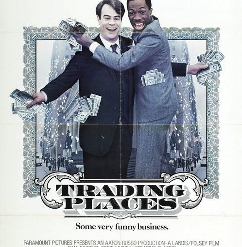 Three sentence movie reviews: Trading Places