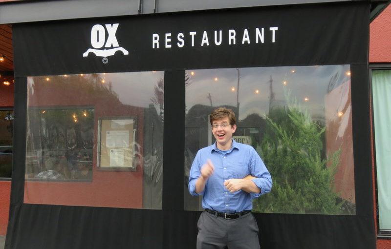 Anniversary Dinner @ OX