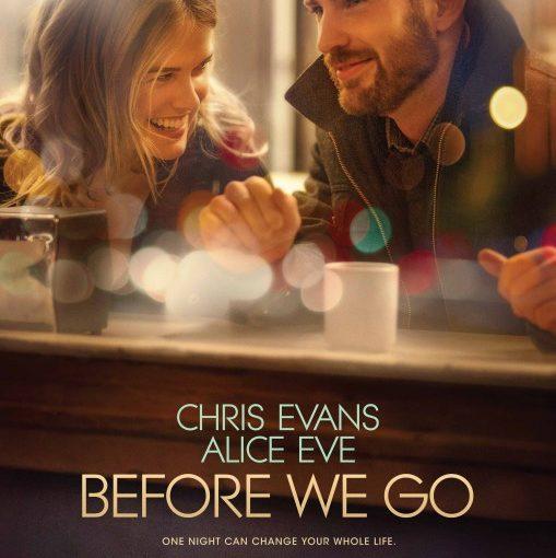 Three sentence movie reviews: Before We Go