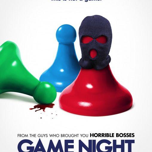 Three sentence movie reviews: Game Night