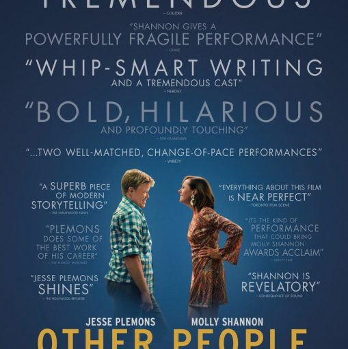 Three sentence movie reviews: Other People