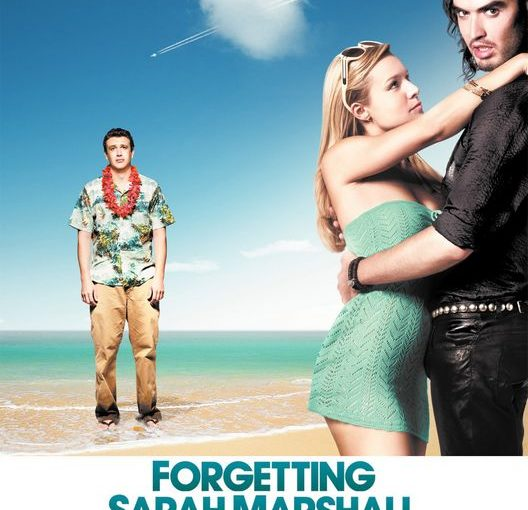 Three sentence movie reviews: Forgetting Sarah Marshall