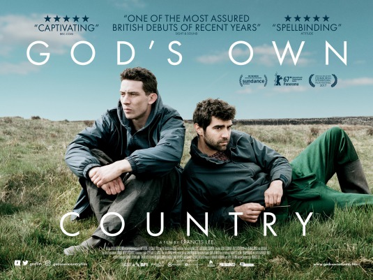 Three sentence movie reviews: God's Own Country