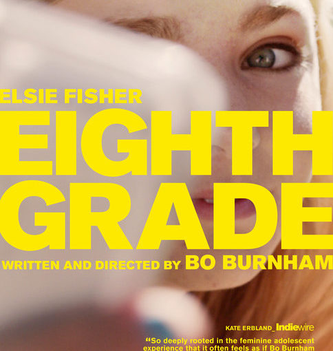 Three sentence movie reviews: Eighth Grade