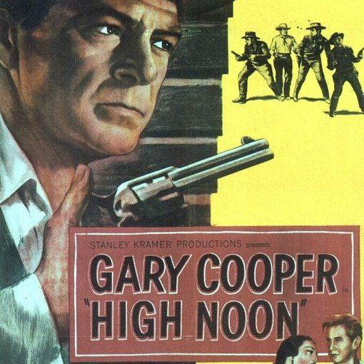 Three sentence movie reviews: High Noon