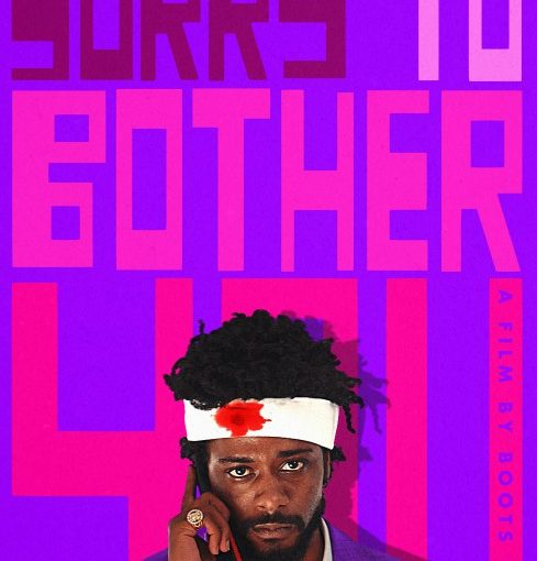 Three sentence movie reviews: Sorry to Bother You