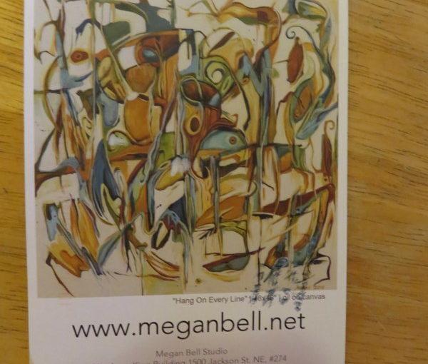 SKS Postcard: Megan Bell