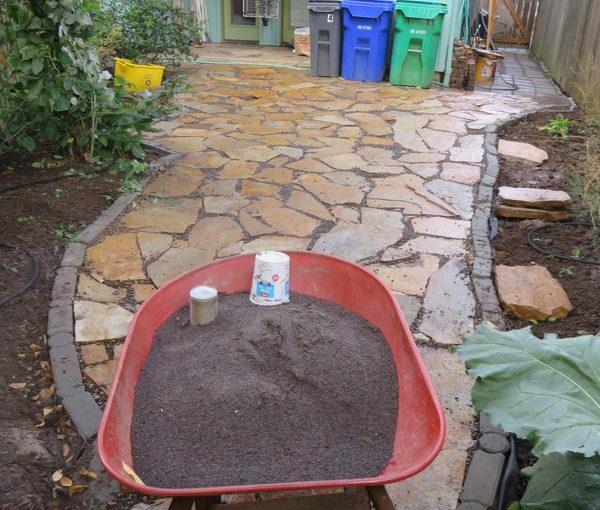 Backyard project finished!