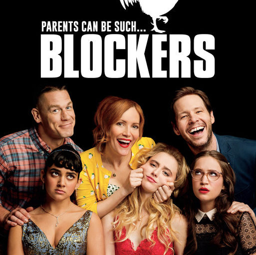 Three sentence movie reviews: Blockers