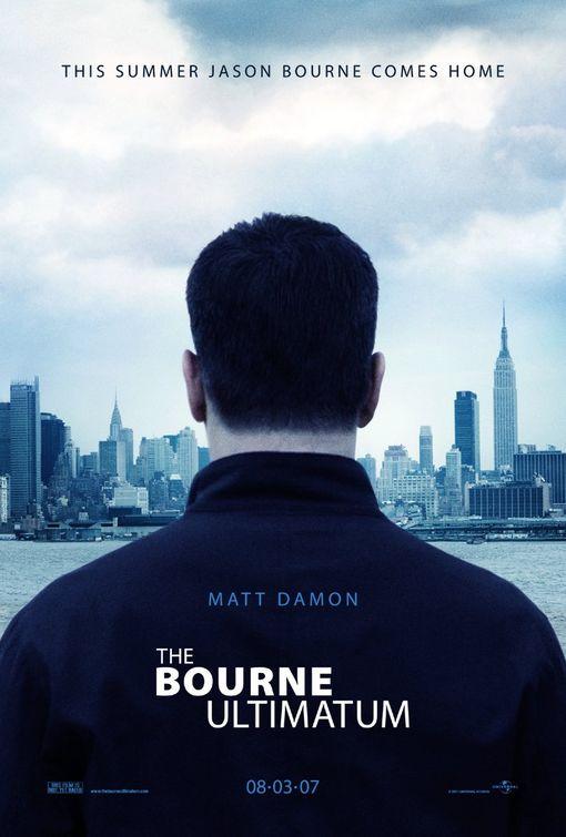 3SMR: The Bourne Ultimatum