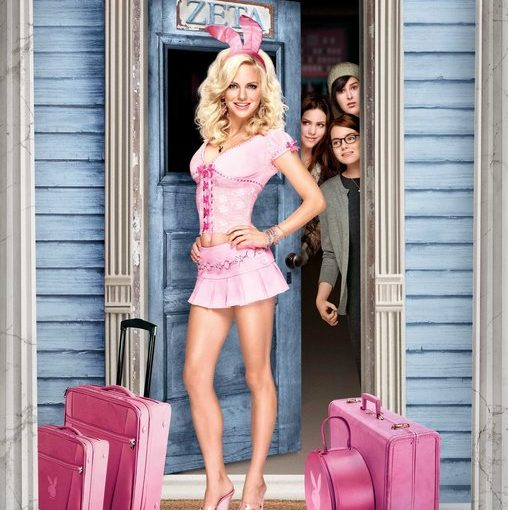 Three sentence movie reviews: The House Bunny