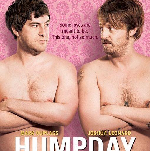 Three sentence movie reviews: Humpday