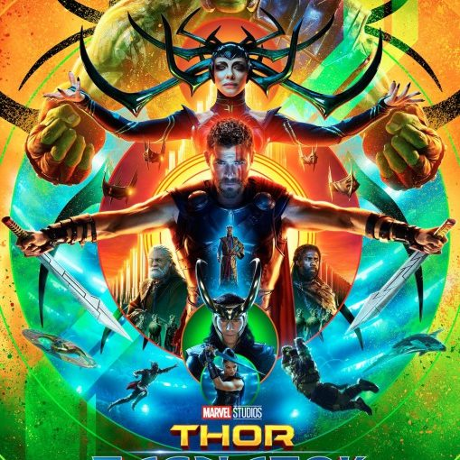 Three sentence movie reviews: Thor: Ragnarok