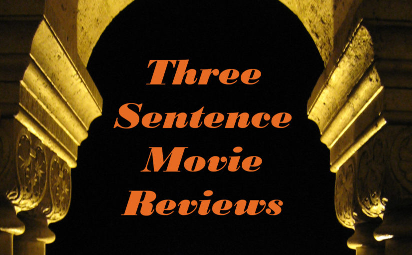 Where have the three sentence movie reviews gone?