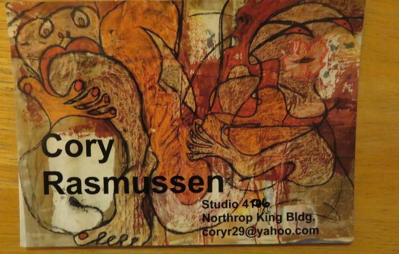 SKS Postcard: Cory Rasmussen