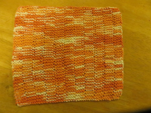 Dishcloth: Strawberry