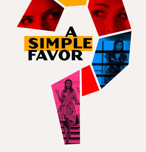 Three sentence movie reviews: A Simple Favor