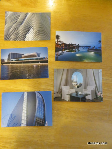 SKS Postcards: Club Carlson day one
