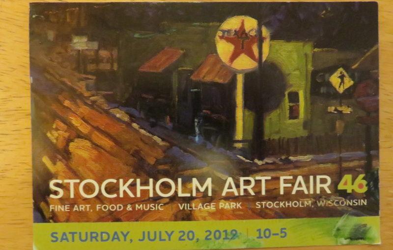 SKS Postcard: Stockholm