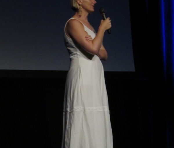Elizabeth Gilbert at Revolution Hall