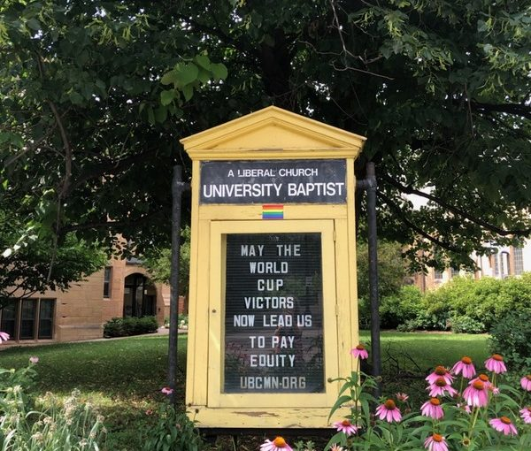 University Baptist Church Knows What They Are Talking About