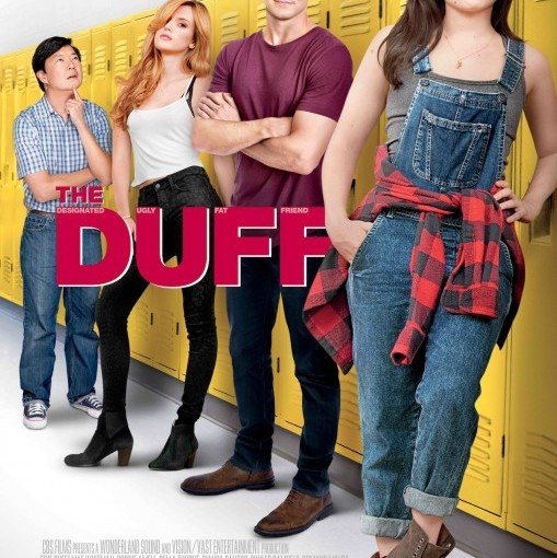 Three sentence movie reviews: The Duff