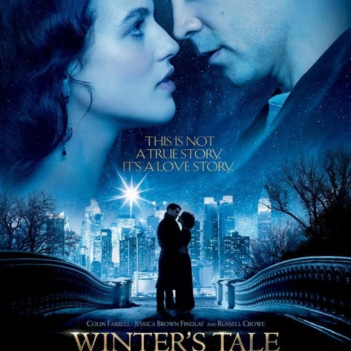 Three sentence movie reviews: Winter's Tale