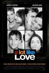 Three sentence movie reviews: A lot like love
