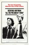 Three sentence movie reviews: All the President's Men