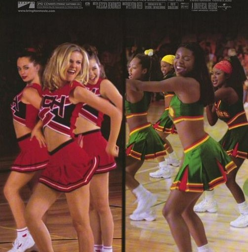 Three sentence movie reviews: Bring it On