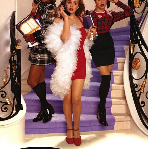 Three sentence movie reviews: Clueless
