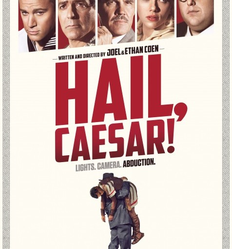 Three sentence movie review: Hail Caesar