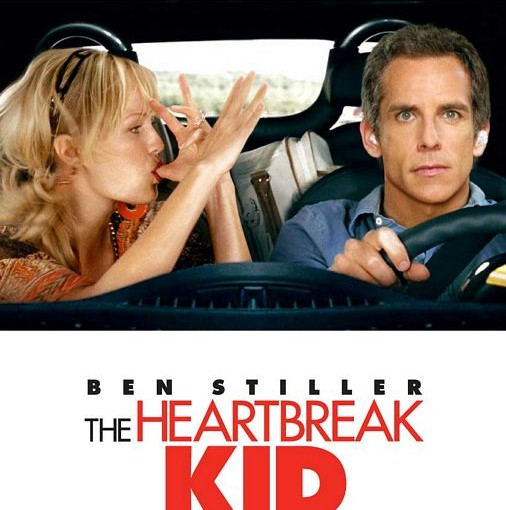Three sentence movie reviews: The Heartbreak Kid (2007)