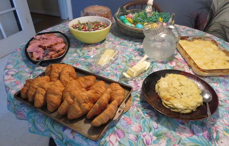 Easter 2016, plus Hilda
