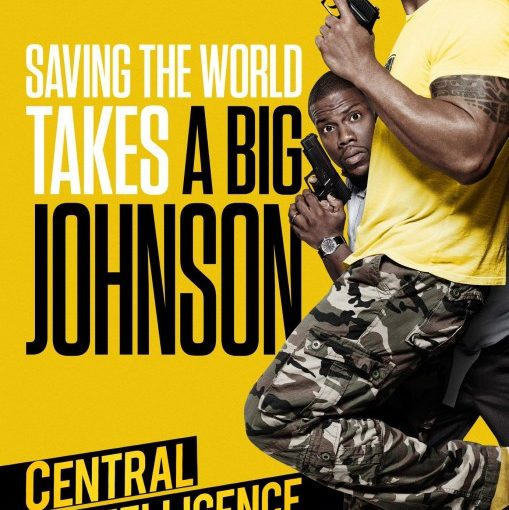 Three sentence movie reviews: Central Intelligence