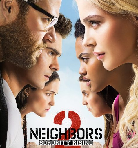 Three sentence movie review: Neighbors 2 Sorority Rising