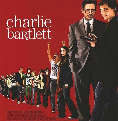 Three sentence movie reviews: Charlie Bartlett