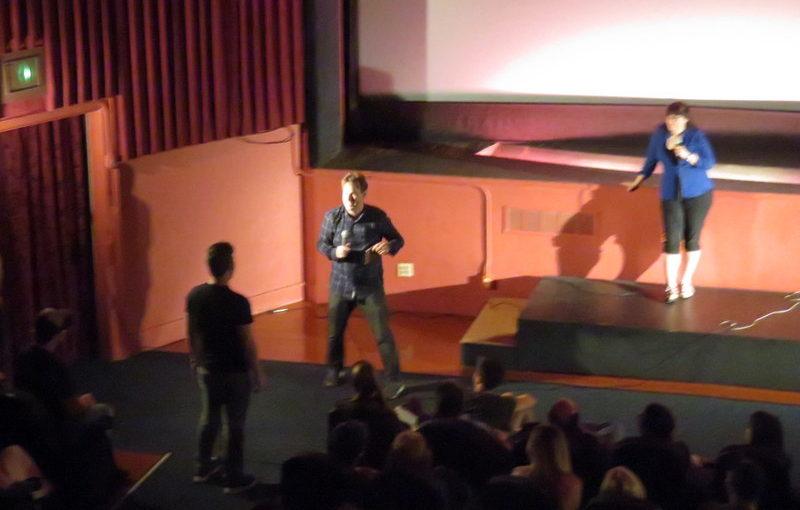 Mike Birbiglia Q&A at Cinema 21