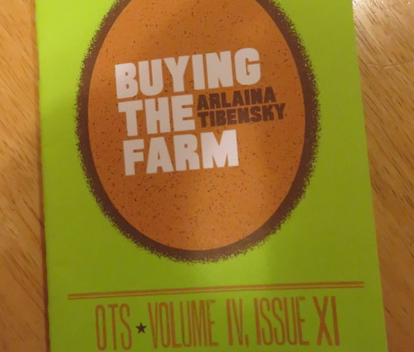 One Teen Story:  Buying the Farm