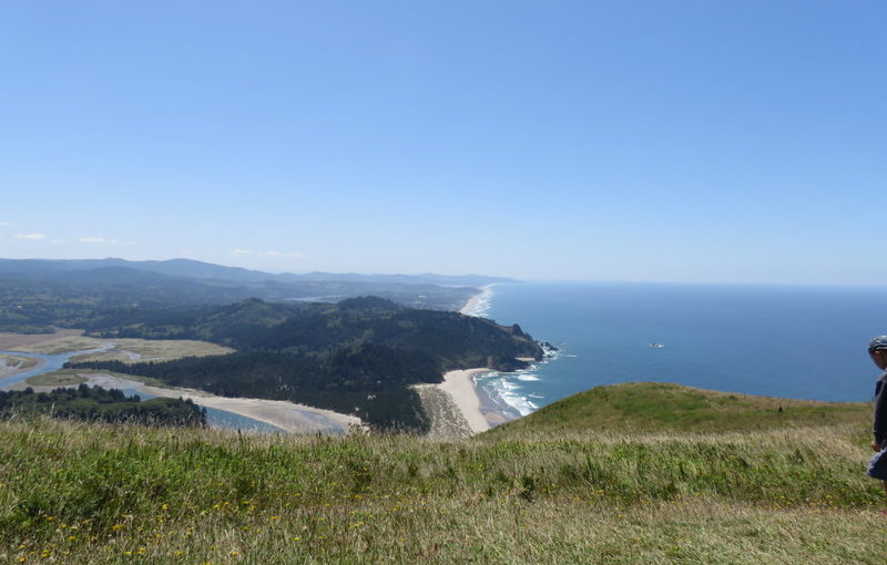 Cascade Head Hike for Kelly's Birthday