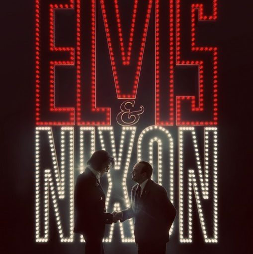 Three sentence movie reviews: Elvis & Nixon