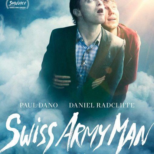 Three sentence movie reviews: Swiss Army Man