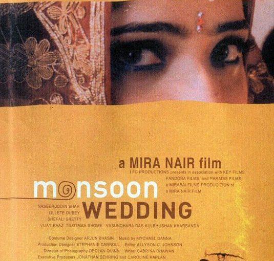 Three sentence movie reviews: Monsoon Wedding
